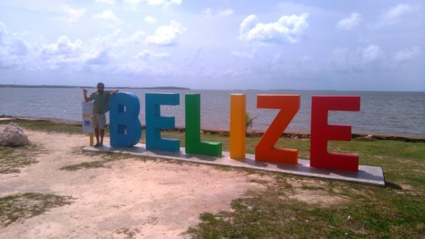 Juan Sebastian Torres, one of the Zoo's conservation partners from the Galapagos Islands, visits Belize to further his education!