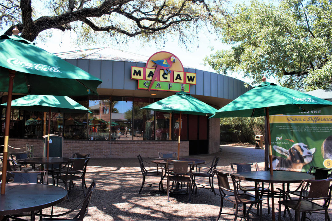 Dining & Shopping - The Houston Zoo