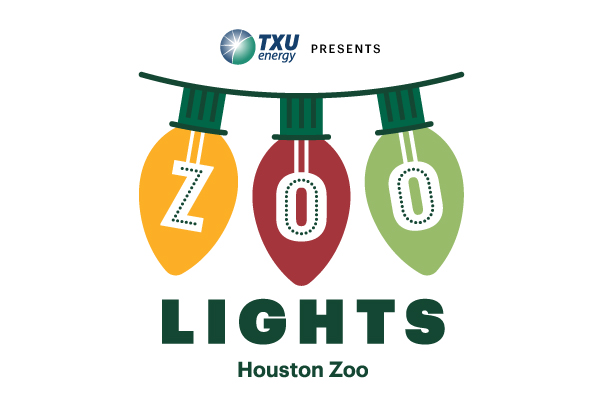 Christmas Events Houston 2019.Txu Energy Presents Zoo Lights The Houston Zoo