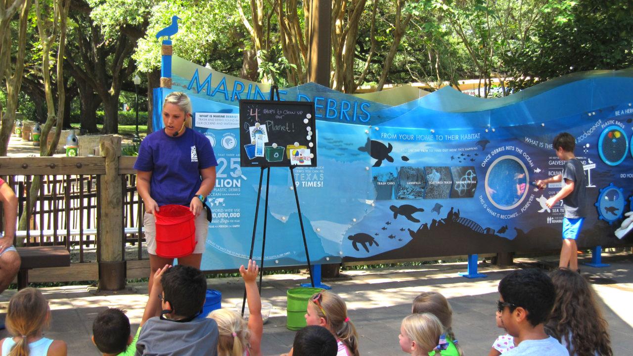 Internships - The Houston Zoo